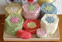 Crochet ➤ with patterns / Click on pin that you like. It will enlarge click on image that says visit site. This will take you to the original source of the image and the instructions. Have fun! / by Jenny Skinner