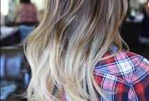 Ombre hairrr / by Michelle Hopkins