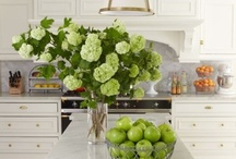 Kitchen Glam / The room you spend the most time in should be bright, warm, & inviting. N'est-ce-pas?
