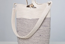 textile bags / by Elif