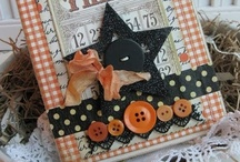 Cards: Halloween / by Amy L0uAldaMay