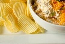 Food - Appetizers & Snacks / by Kristen D'Amico