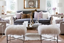Designers and Design Bloggers' Favorite Rooms / One image per week from each of your favorite design bloggers. See what they are loving and which tends they are leaving.  Follow along and Be inspired.