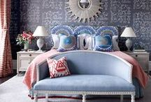 African-American Interior Designers / Here by Popular Demand! A collection of the things that inspire the best designers in the country.  Learn to mix your personal style with high-end, culturally diverse selections from these top Black Inteior Designers