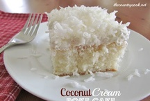 Coconut = Heaven / by Anita Kesterson Cannaday