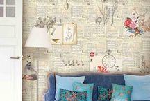 walls / by Michelle Steele