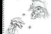 Art Journal ❦ creative ideas ❦ / by Jenny Skinner