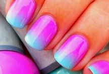 Nail Obsession / Everything Nails / by Kristen D'Amico