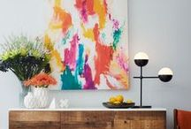 Color Play! / Our favorite color combinations.