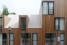 Houses - Terraced / Urban Houses / by John Lancaster / Architect