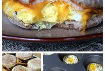 Food - Breakfast  / by Kristen D'Amico