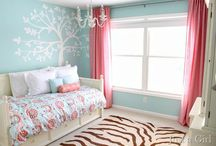 Mak's bedroom ideas  / My daughter Makenna is turning 10 & is getting her own bedroom. Tips, examples, ideas, etc / by Kristen D'Amico
