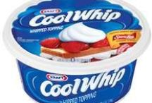 Cool Whip Treats / by Anita Kesterson Cannaday