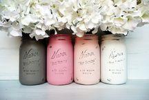 Mason jar love ❤️