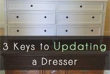 # Home # diy, re-do furniture, how to's & ideas / Diy & tips for the home. Repurposed & refinished furniture, home how-to's, painting instructions etc  Basically hard labor for home projects  / by Kristen D'Amico