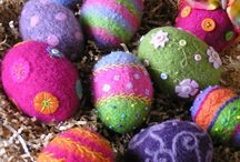 Easter eggs / by Denise Carter