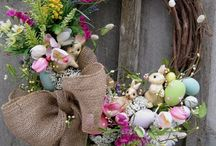 Easter Wreaths / by Denise Carter