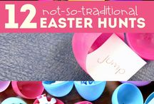 Easter Egg Hunts & Games / by Denise Carter