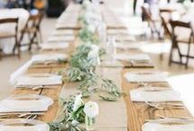 Tying the Knot / Wedding + Registry Inspiration curated by West Elm
