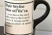 Hair stylist love ❤️✂️