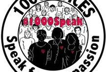 1000VoicesSpeak for Compassion / Compassion in words and pictures. Compassion can change the world.