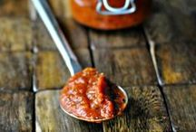 Sauces & Dressings / Homemade Sauces: Pizza, Pasta, Barbeque, and more :)