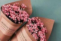 Flowers  / flowers, flower, fleur, leurs, inspiration, idée, bouquet, composition, printemps, wedding, mariage, rose, pink, pivoine