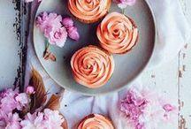 jolies gourmandises ✨ / food, dessert, macaron, sucre, recette, inspiration,