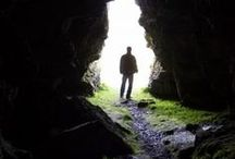 Hidden Ireland / Hidden places and sights in Ireland - outdoors and history