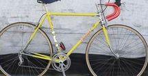 Retro-Fahrräder / Sport- und Rennräder bis 90er Jahre