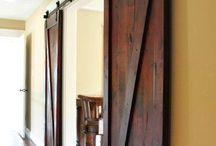 Sliding door / Sliding, bypass doors, wardrobe ideas