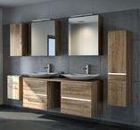 DELIA - Exklusives Design mit Doppelwaschplatz und Aufsatzwaschbecken / Elegant und modern: So präsentiert sich unsere neue Badmöbelserie DELIA. Verwandeln Sie Ihr Badezimmer in einen exklusiven Ort der Entspannung und lassen Sie sich von dem exklusiven und individuellen Design des Bad-Sets DELIA verzaubern.