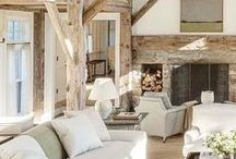 Living Room Inspiration / Decorating ideas for the living room