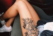 Tattoos ❣ / Tattoo ideas .. I want ☺️❣
