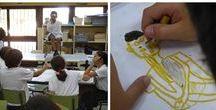 Creatividad CVE / La creatividad es fundamental en el Colegio Virgen de Europa. Sacar lo mejor de cada alumno desde distintas áreas: pintura, manualidades, plástica, música...