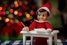 Elf on the Shelf / by Becky