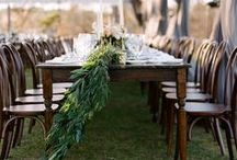Wedding Inspiration / Things to inspire our clients (and us)!
