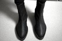 Shoes/ / by Sasha Grigorik