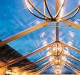 Wedding-Event Lighting Ideas / Ideas from around the web for lighting your wedding or event space
