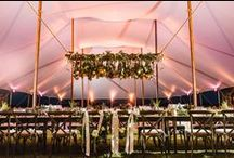 Beautiful Wedding Tents! / Wedding Tent and Reception Tent Inspiration