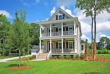 Sabal Homes | Lowcountry Style / The beautiful South Carolina Lowcountry/Charleston area has particular home design styles of it's own. These are examples of Lowcountry styles we love, and some that we even design and build ourselves, at Sabal Homes. / by Sabal Homes