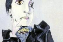 Arts: Paintings, Drawings, Illustrations, Prints, Woodcuts... / by Ellikapelli