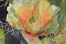 Arts:  Watercolors / by Ellikapelli