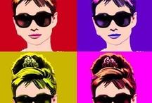 Icons: Audrey / by Ellikapelli