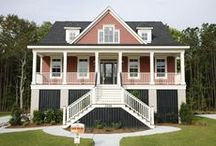 Charleston, SC Homes  / Homes built by Sabal Homes in the Charleston, South Carolina Lowcountry area- including Summerville, Moncks Corner, Goose Creek, West Ashley and more!  / by Sabal Homes