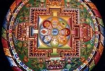 Design:  Mandalas, Round Art / by Ellikapelli