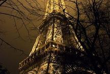Travel: Paris / by Ellikapelli