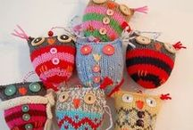 CRAFTS:  Owls of all sorts / by Jeanette