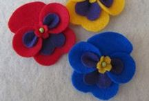 CRAFTS: Felt / by Jeanette