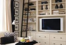 Custom Built-Ins / by Sabal Homes